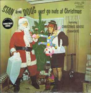 a Christmas album from the 50's or 60's