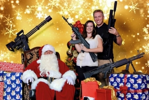 Happy Holidays from a member of the NRA