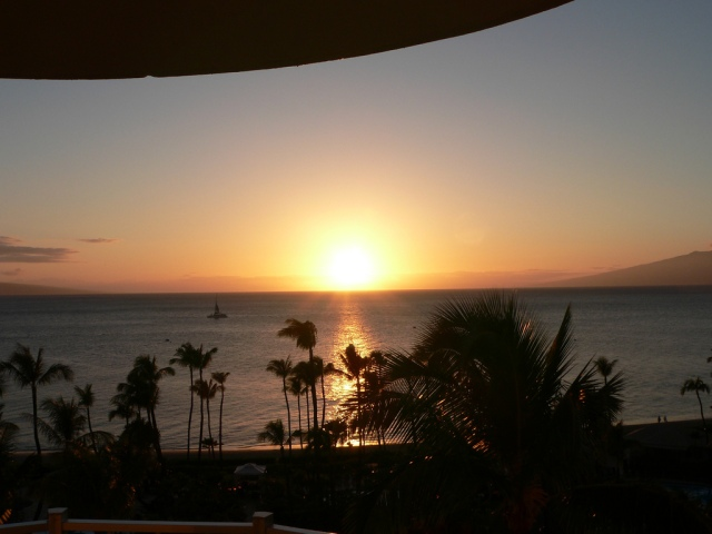 another sunset in Maui